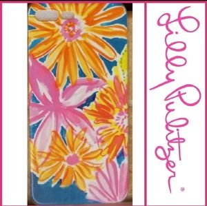 NWT Lilly Pulitzer phone case Samsung 8 plus